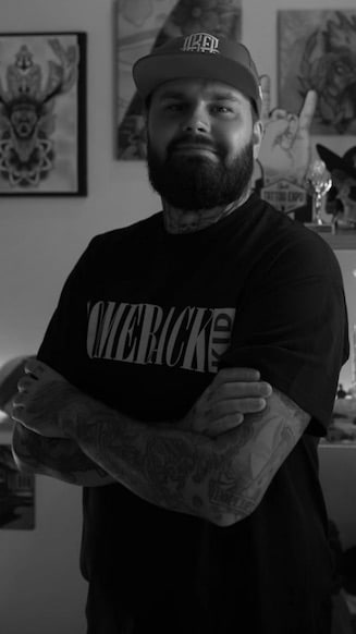 Neo Traditional, Neo Asia und Anime Tatto Lukas