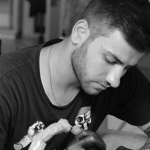 Kirill tattoo dortmund